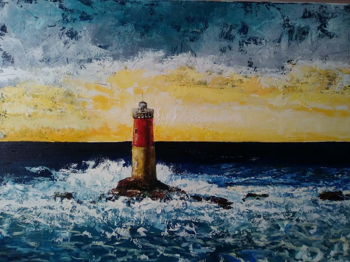Faro de Saint Malo 2016