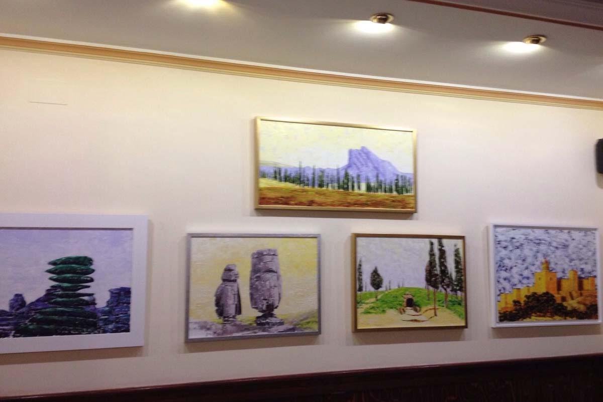 Exposición Antequera 2015