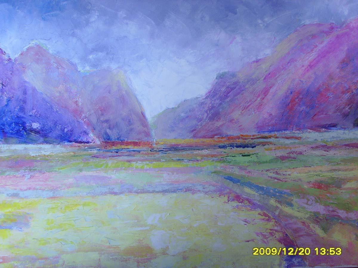 El desfiladero 2009