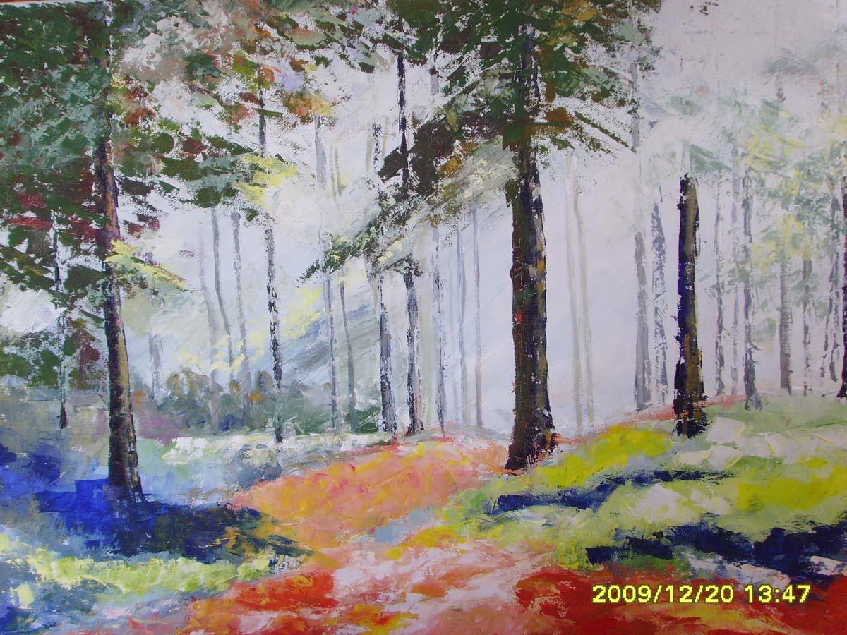 Niebla de verano 2009