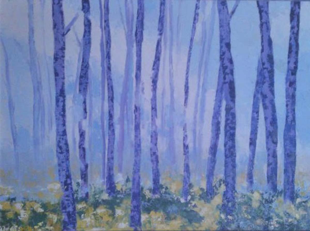 Niebla azul 2010