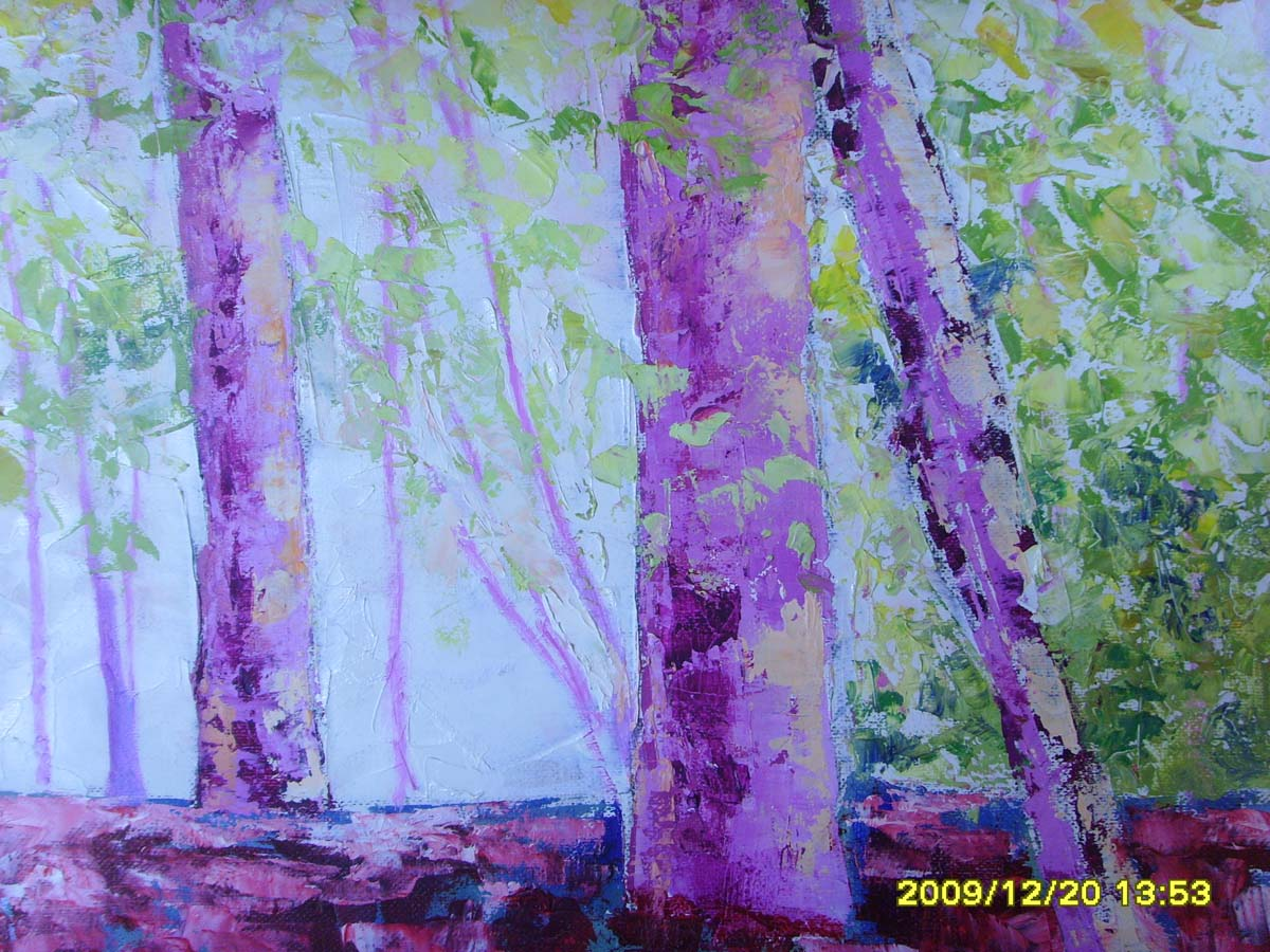 Bosque de las hadas 2009