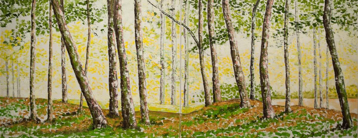 Ensonación arbórea 2015